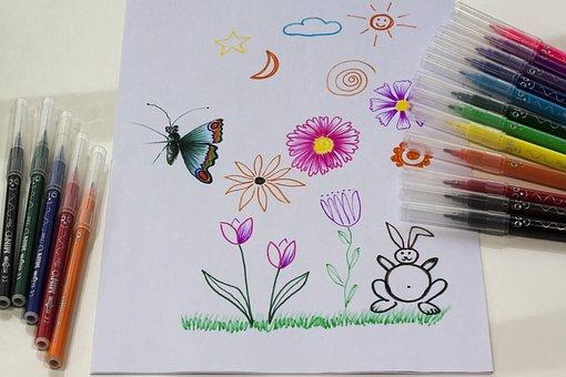 500+ Free Children Drawing & Children Images - Pixabay