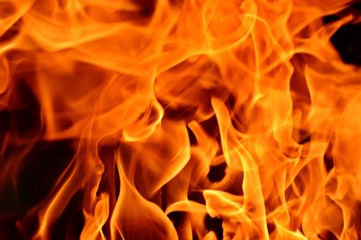 火, 炎, 燃やす, ブランド, グロー, 明るい, 燃焼, 黄色, ホット