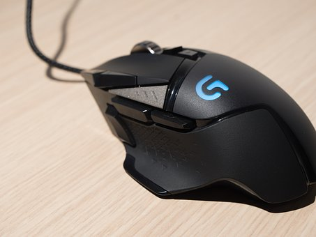 Mouse, Equipment Technology, Logitech