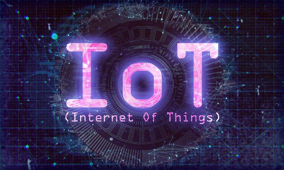Iot, Internet Of Things, Internet, Network
