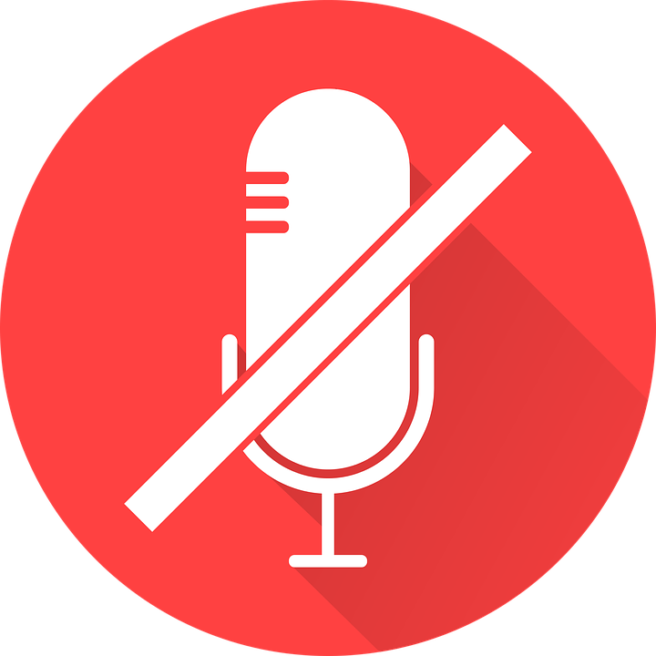 Microphone Icon Symbol Free Vector Graphic On Pixabay