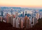 hongkong, miasto, architektura