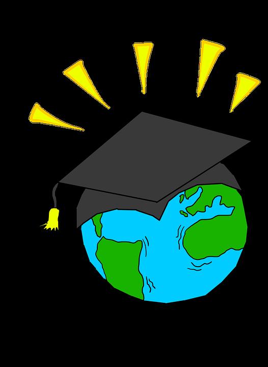 1519e15bdeed Promócie Čiapky Absolvent - Obrázok zdarma na Pixabay