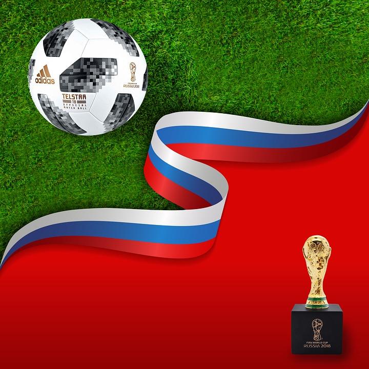 Copa Del Mundo De 2018, Rusia, Fútbol