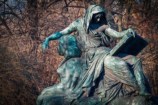 Sculpture, Bronze, Bronze Statue, Figure