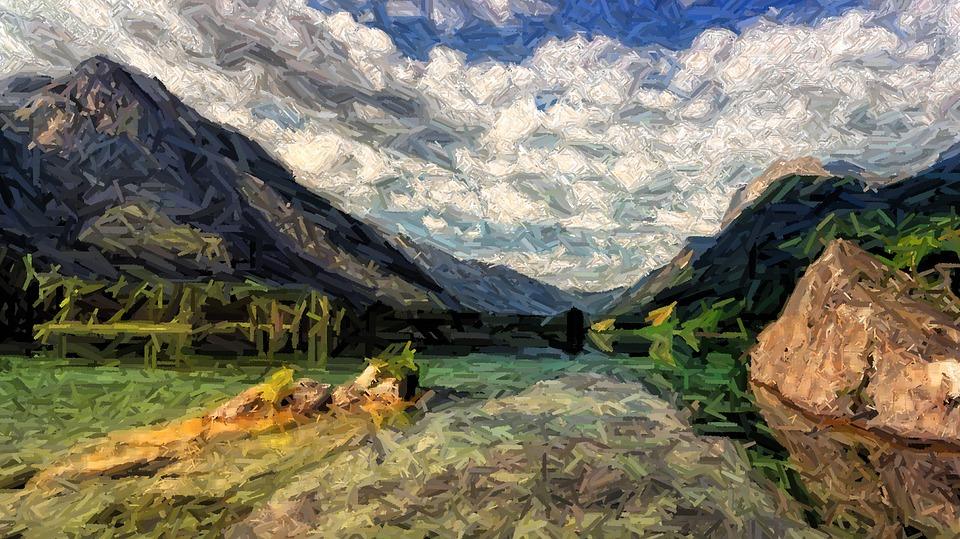 Malerei Gemälde Rahmen · Kostenloses Bild auf Pixabay