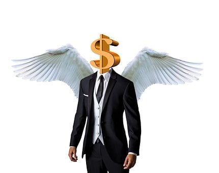 Business Angel, Dollar, Money, Investor