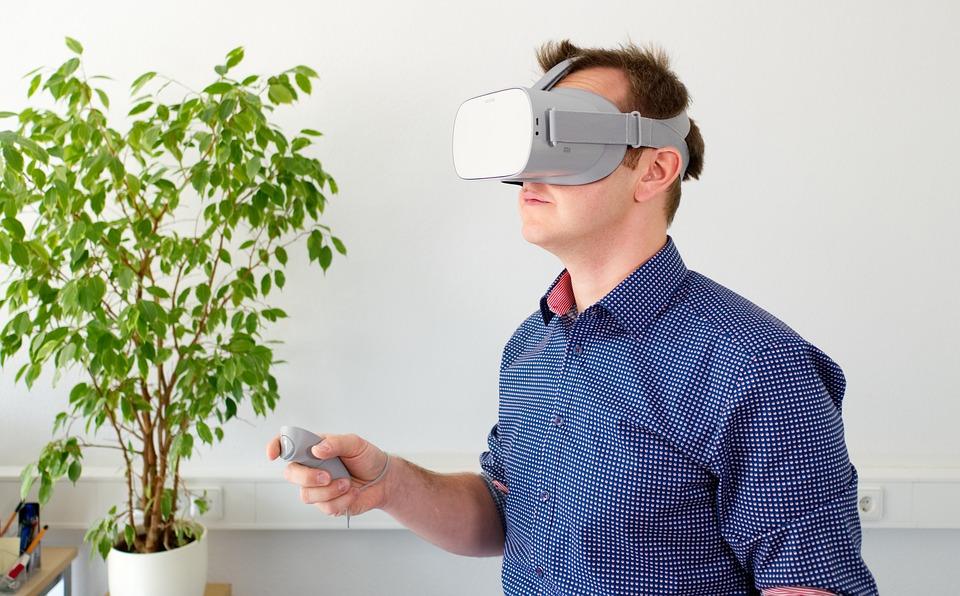 Vr, Realidad Virtual, Gafas, Mundo Virtual, Tecnología