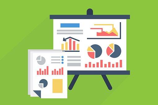 Estadísticas, Gráfico, De Datos