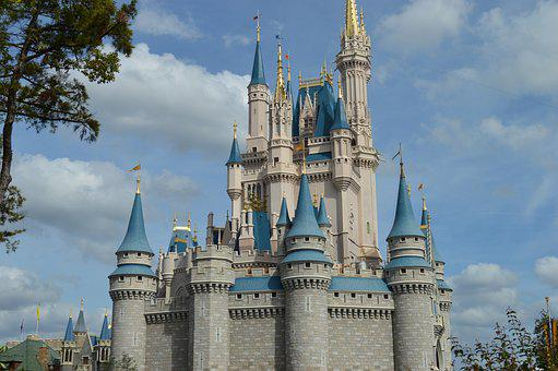 Disney World, Magic Kingdom
