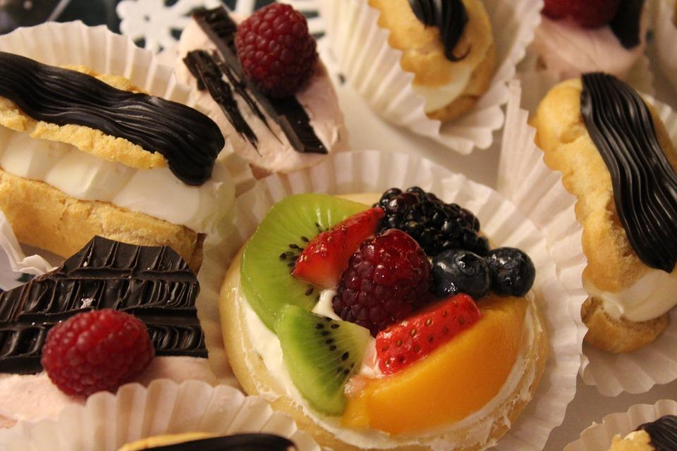 Teig Franzosisch Dessert Kostenloses Foto Auf Pixabay