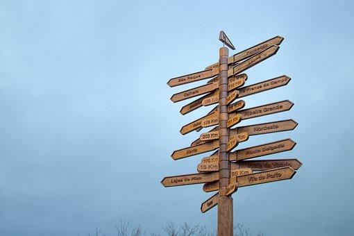 Hedef, Kararsızlık, Yol, Seyahat