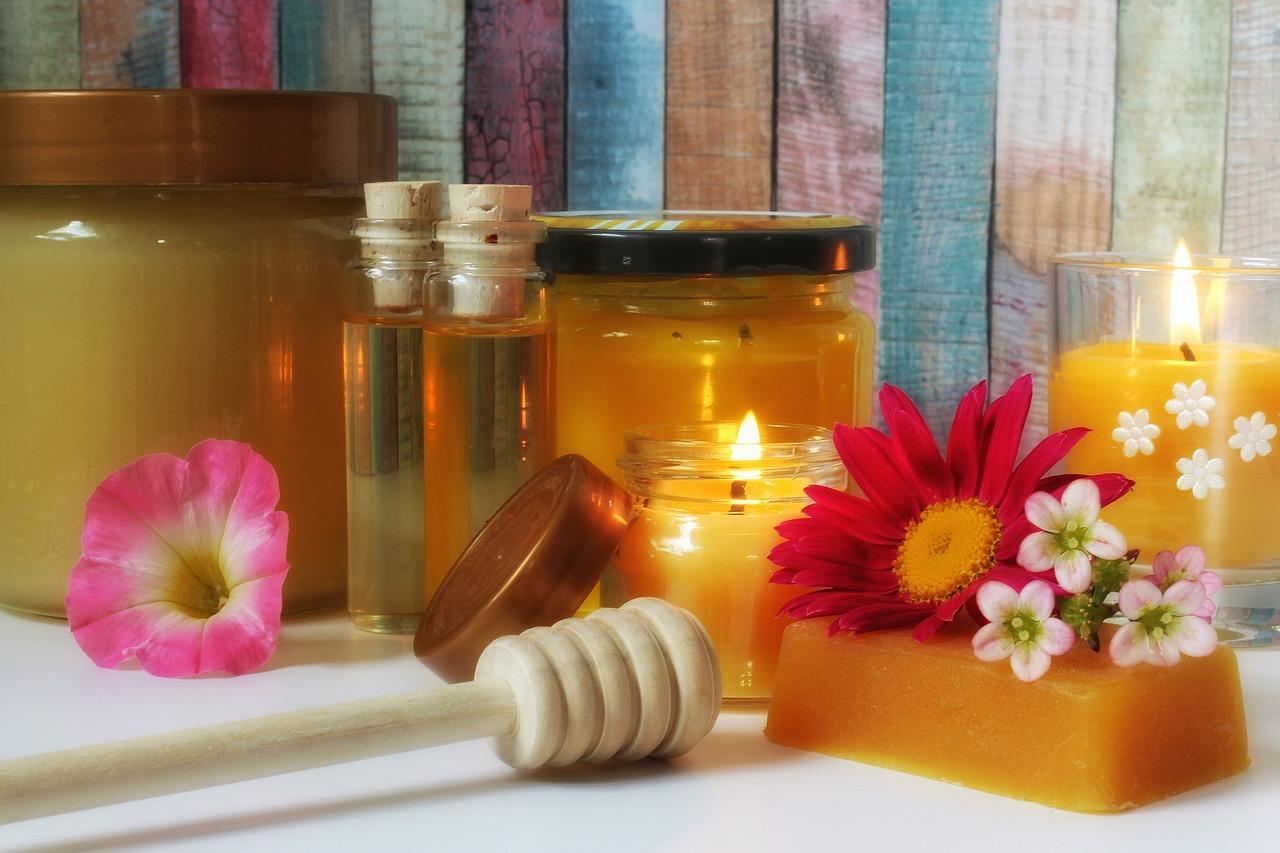 Honey Products Beeswax - Free photo on Pixabay