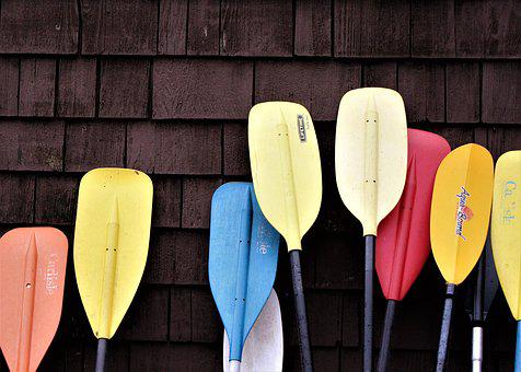 Paddle, Summer Camp, Camp, Summer