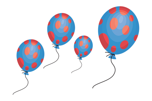 Balloon, Celebration, Clipart, Party