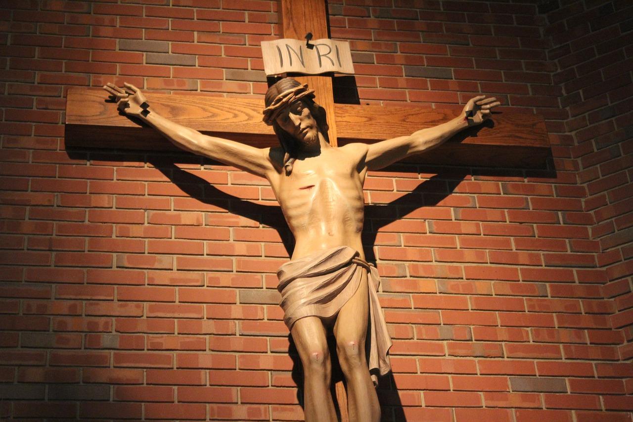 Иисус христос крест фото