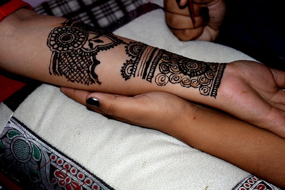 Henna Culture Indian Free Photo On Pixabay