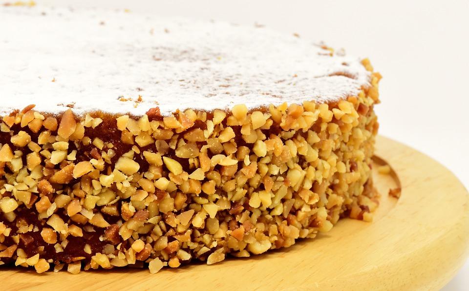 Kuchen Karottenkuchen Lecker Kostenloses Foto Auf Pixabay