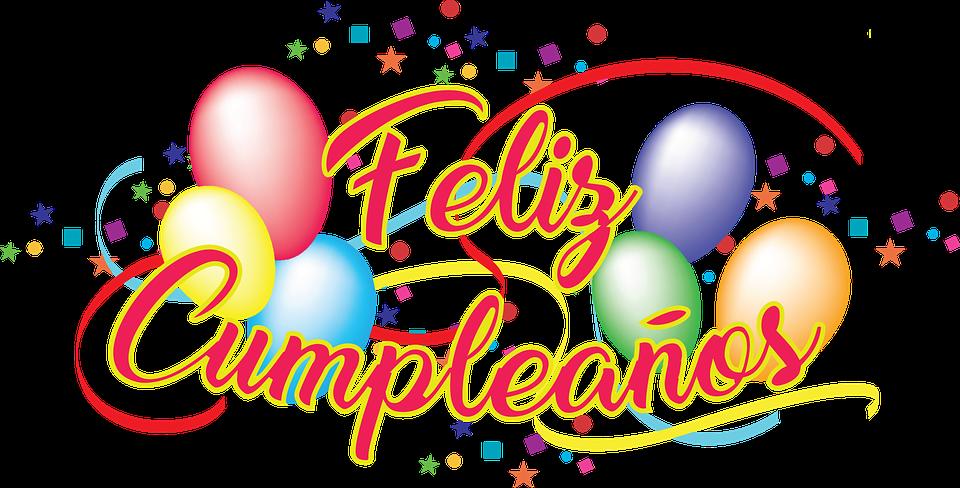 Feliz Cumpleaños Felicidades - Gráficos vectoriales gratis en Pixabay