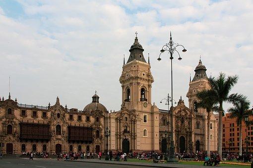 Centro Histórico, Lima, Perú