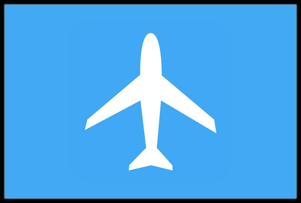 Icon Sign Plane Free Image On Pixabay
