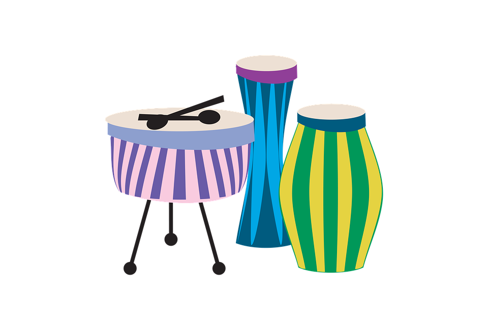 Clipart Drums Music Free Image On Pixabay