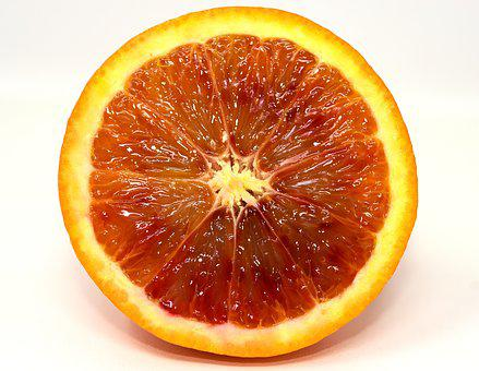 Blood Orange, Fruit, Citrus Fruits