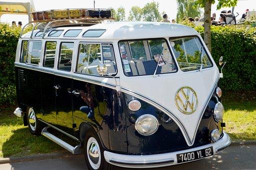 Van, Volkswagen, Transport