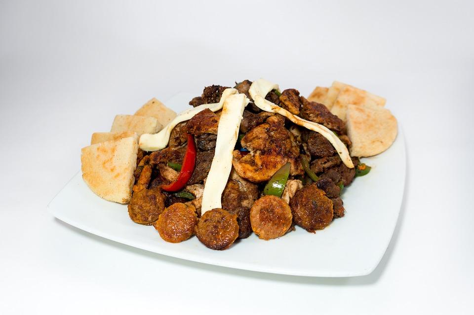 kreolsk mad