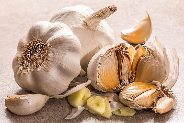 Garlic, Ingredient, Flavoring, Seasoning