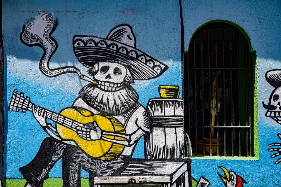 Graffiti, Etiquetas, Pintura, La Pared, Arte Callejero