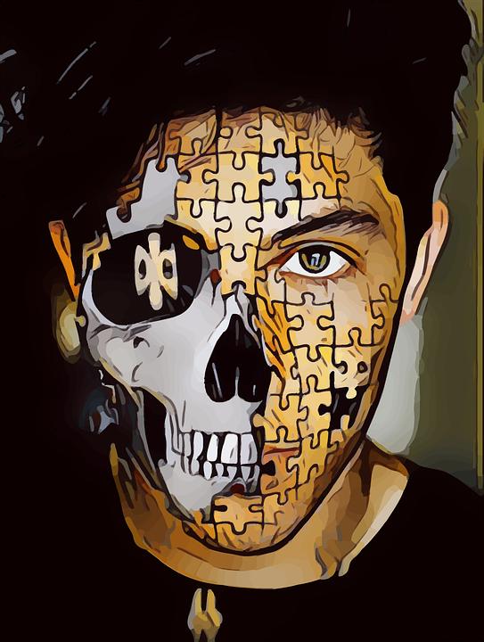 Otizm Kahraman Bulmaca Pixabayda ücretsiz Vektör Grafik