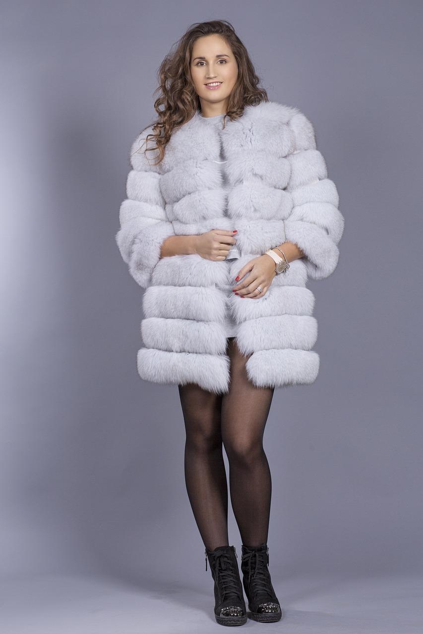 Cappotto Di Pelliccia Modello - Foto gratis su Pixabay