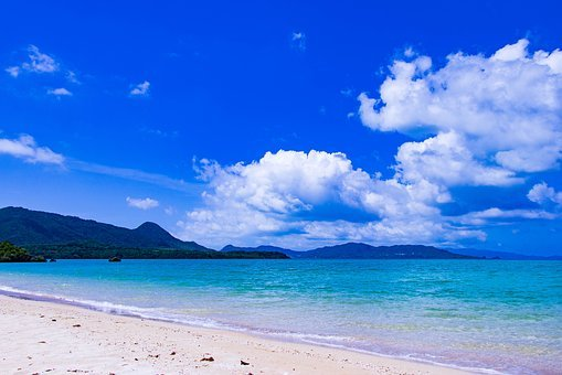 Okinawa, 海, 沖縄, 日本, 風景, 空, 南国, Ishigaki
