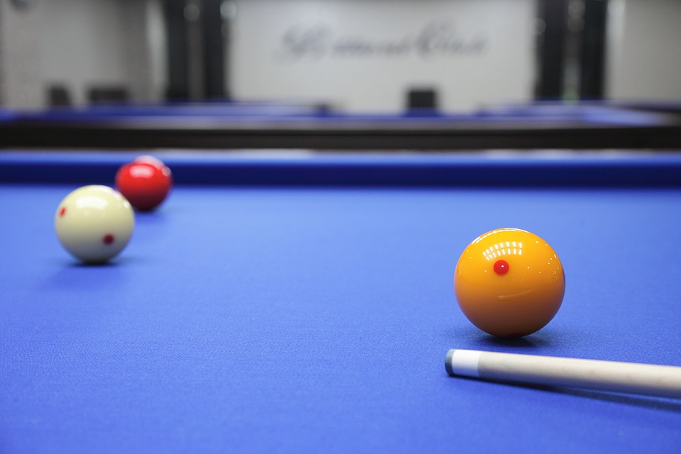 Billiards, Billiard, Ball, Billiard Ball