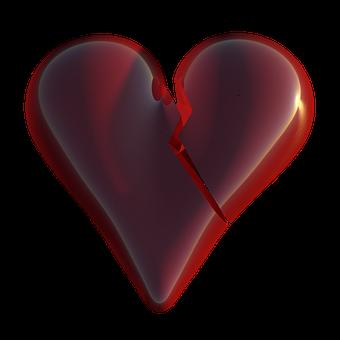 Gebrochenes Herz, Herz, Gebrochen, Liebe
