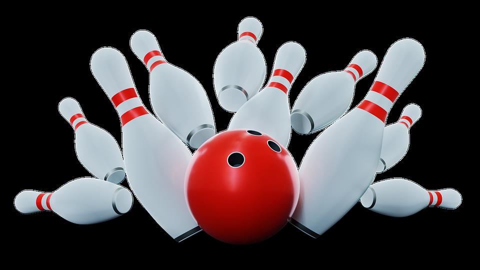 bowling strike ball free image on pixabay