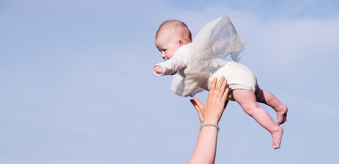 Niño, Bebé, Humanos, Placer, Pequeños
