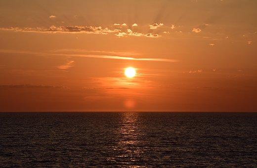 300 Tramonto Sul Mare E Tramonto Immagini Gratis Pixabay