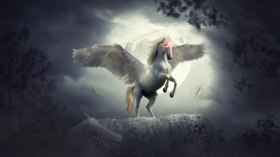 Fantaisie Licorne Conte De Fees Photo Gratuite Sur Pixabay