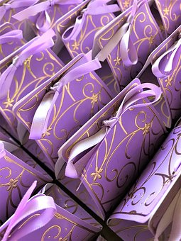 Purple, Favour, Favor, Bag, Party
