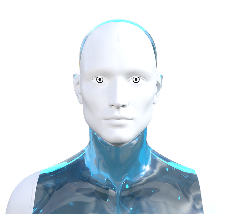 Robot Android Face Free Image On Pixabay