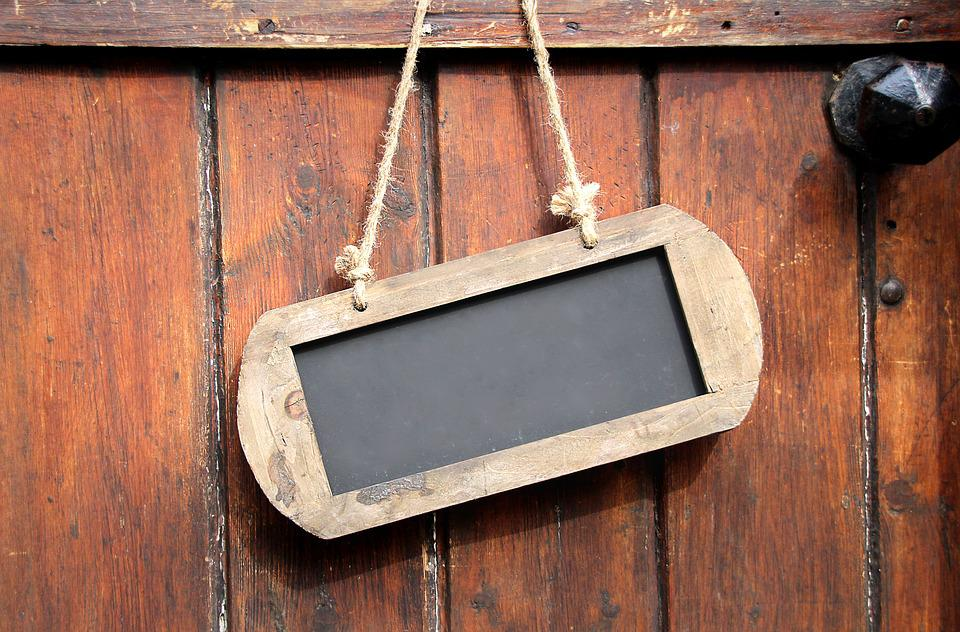 Schild, Hinweis, Holz, Tafel, Wegweiser, Kennzeichnung