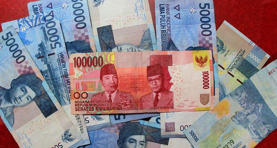 金, ルピア, 給与, 経済, 金融, 支払