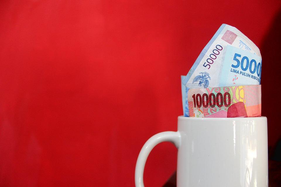 Uang, Rupiah, Gaji, Ekonomi, Keuangan, Bayar, Indonesia