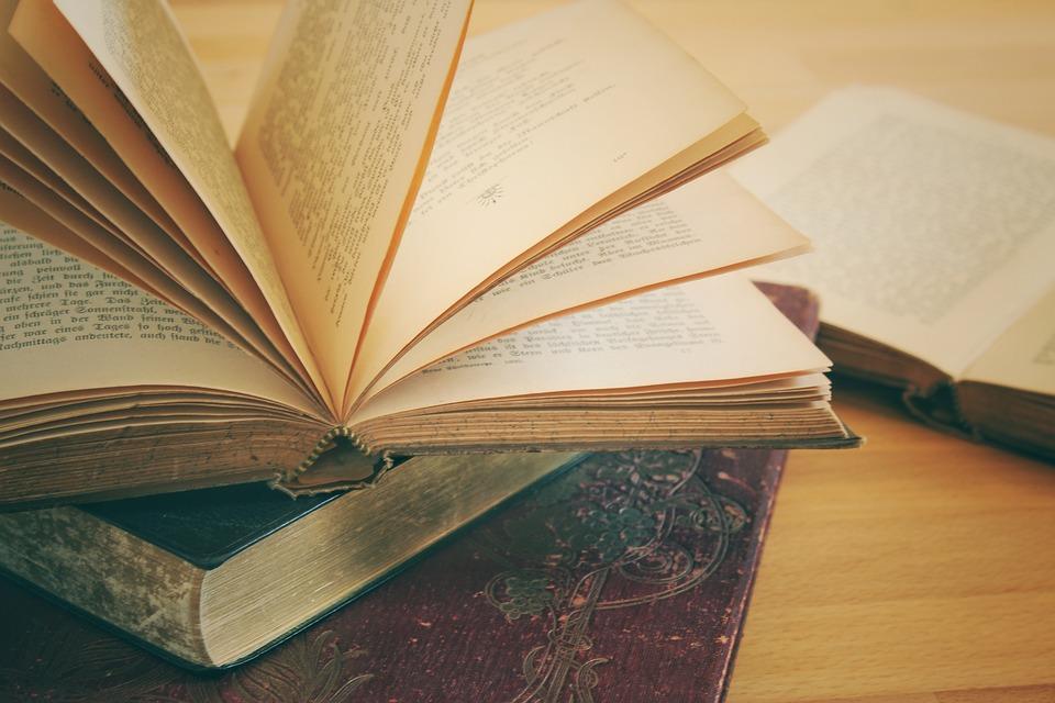Livros Páginas Leitura - Foto gratuita no Pixabay