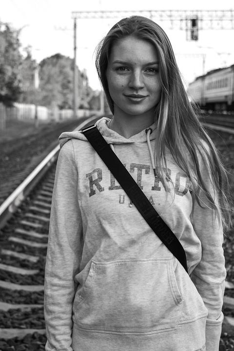 Mädchen Schöne Portrait Eines Kostenloses Foto auf Pixabay