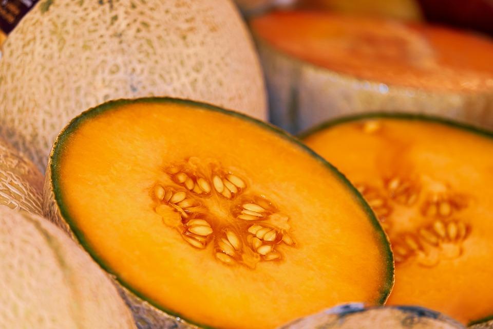 Melone, Galiamelone, Affettato, Polpa, Succoso