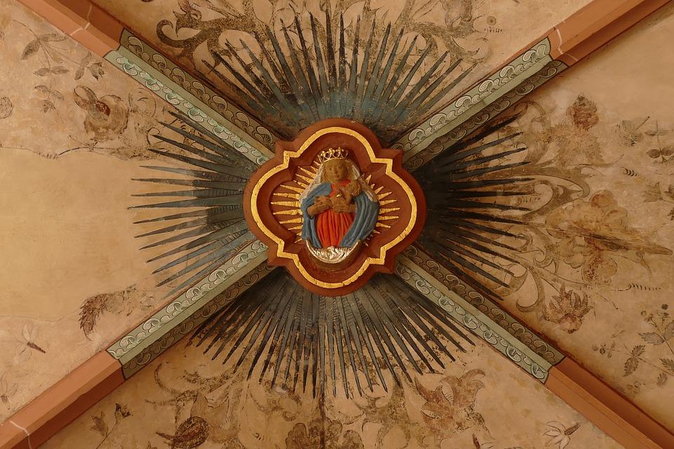 Maria Madonna Christ Free Photo On Pixabay