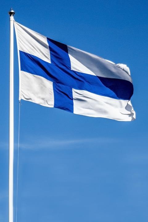 Suomen Lippu, Lippu, Suomenlippu, Siniristilippu, Liput